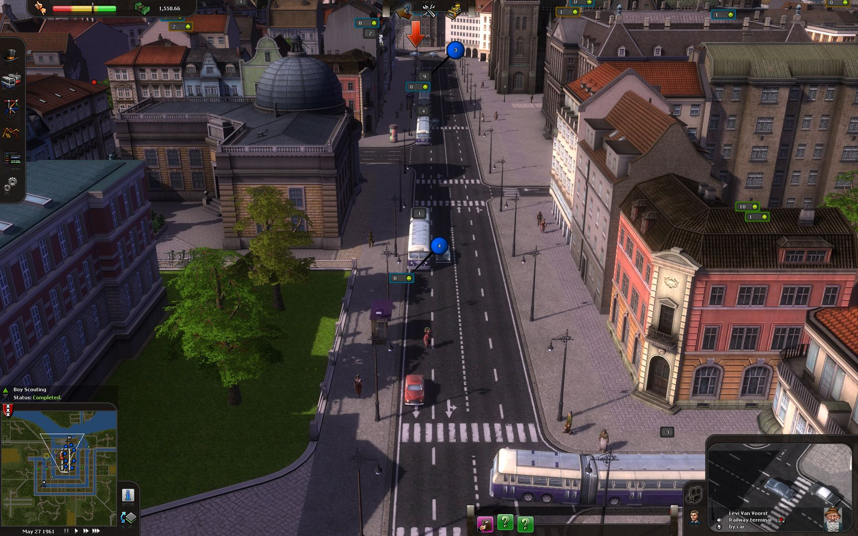 Cities In Motion (Steam key) @ RU