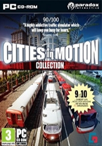Cities in Motion 2 Collection (Steam key) @ RU