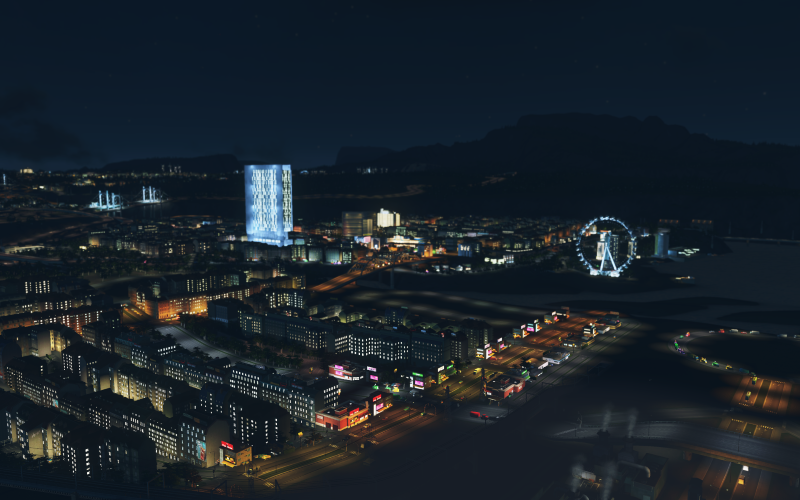 Cities: Skylines - After Dark (Steam key) @ RU