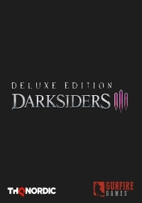 Darksiders III Deluxe Edition (Steam key) @ RU