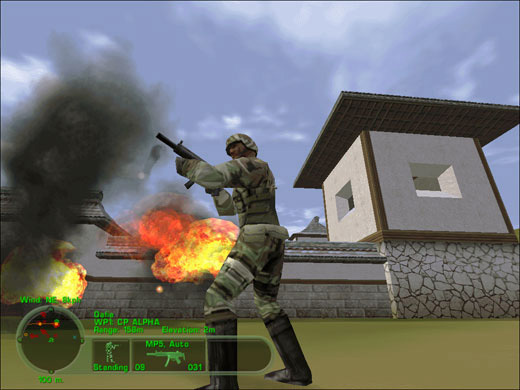 Delta Force Land Warrior (Steam key) @ RU