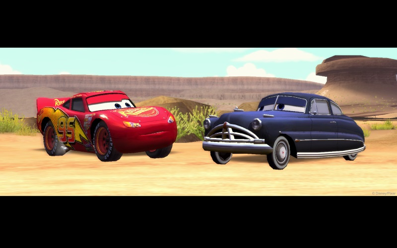 Disney Pixar Cars (Steam key) @ Region free