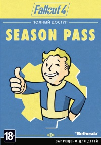 Fallout 4 Season Pass (Steam key) @ RU