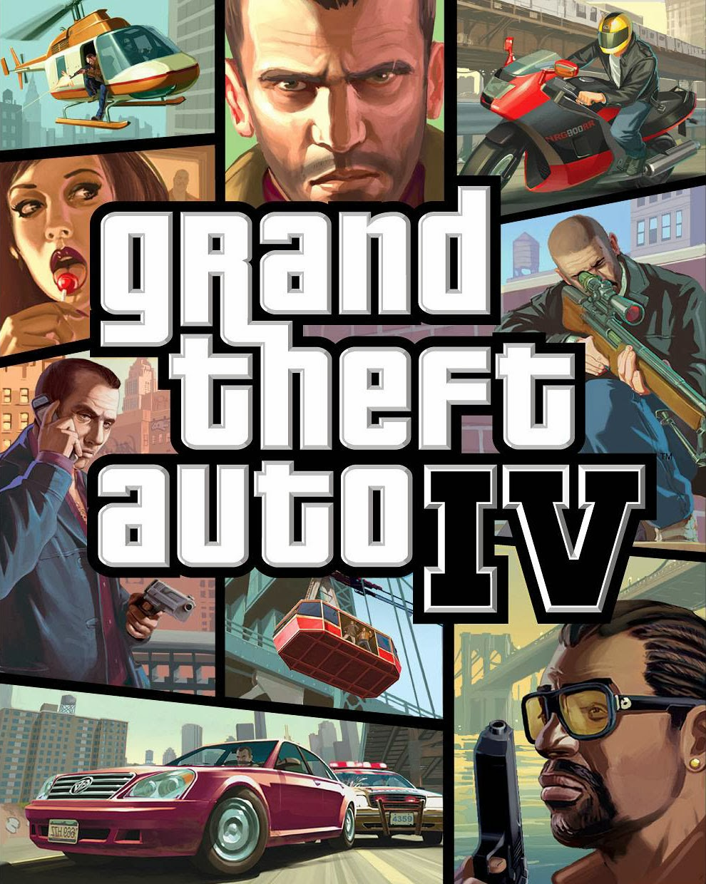 Grand Theft Auto IV (Steam key) ULTRA RARE! @ RU