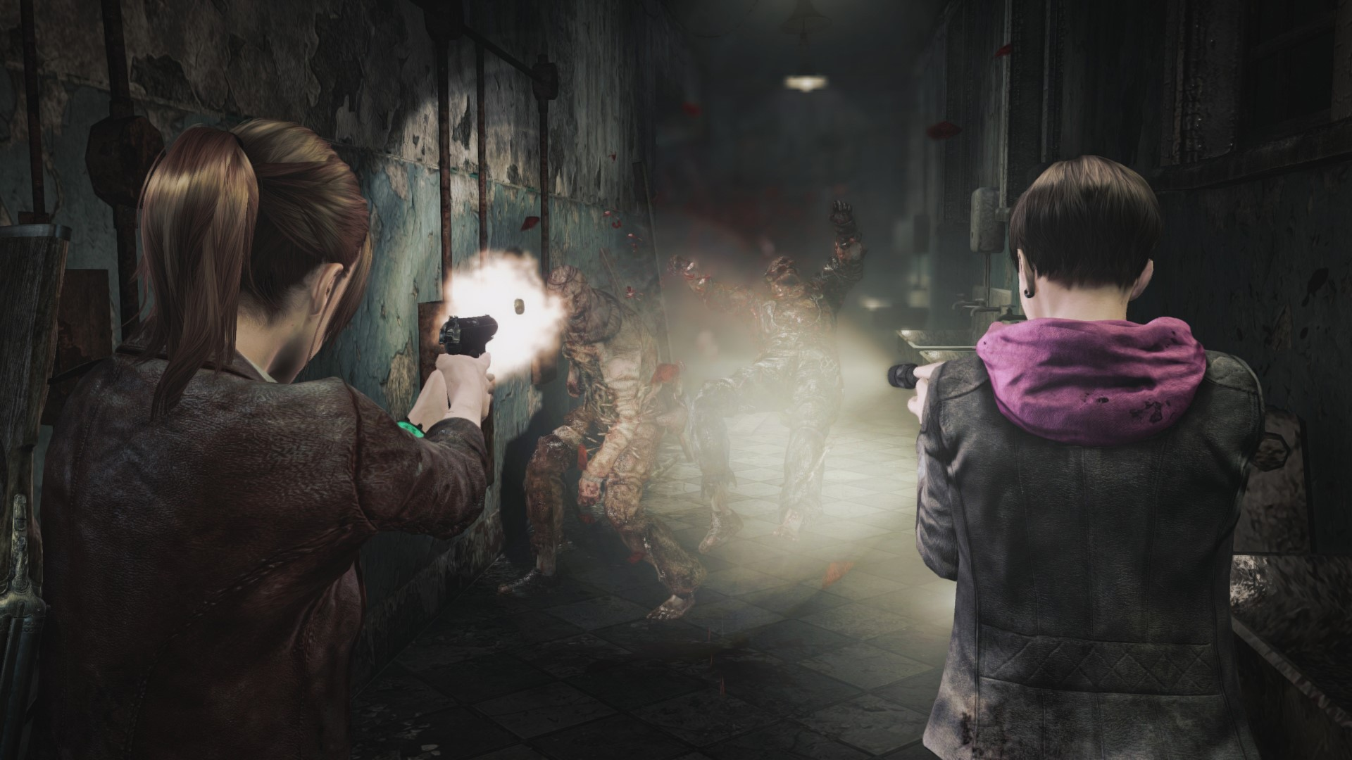 Resident Evil: Revelations 2 (Steam key) RU CIS