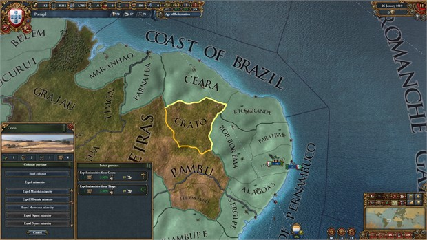 Europa Universalis IV: Golden Century (Steam key) @ RU