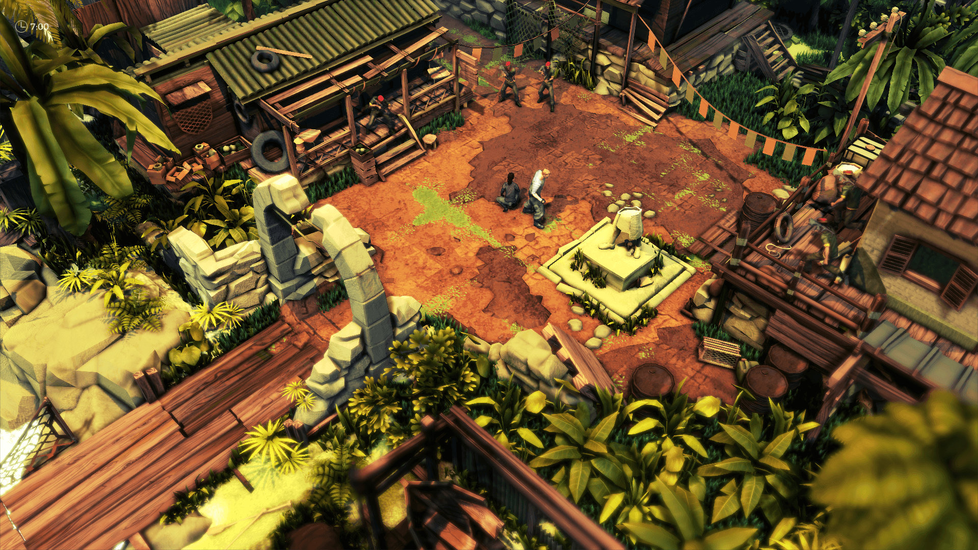 Jagged Alliance: Rage! (Steam key) @ RU
