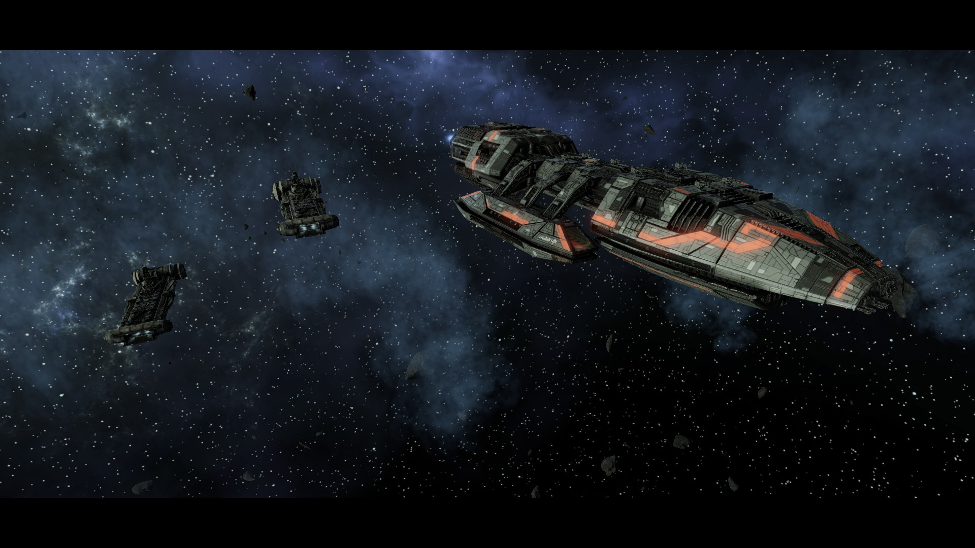 Battlestar Galactica Deadlock The Broken Alliance @ RU