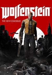 Wolfenstein II: The New Colossus (Steam key) @ RU