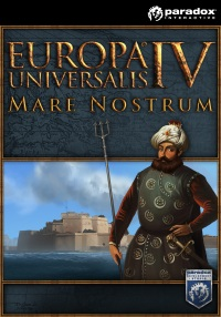Europa Universalis IV: Mare Nostrum (Steam key) @ RU