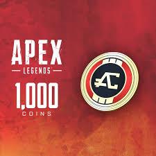 Apex Legends - 1000 Apex Coins (Origin key) Region free 2019