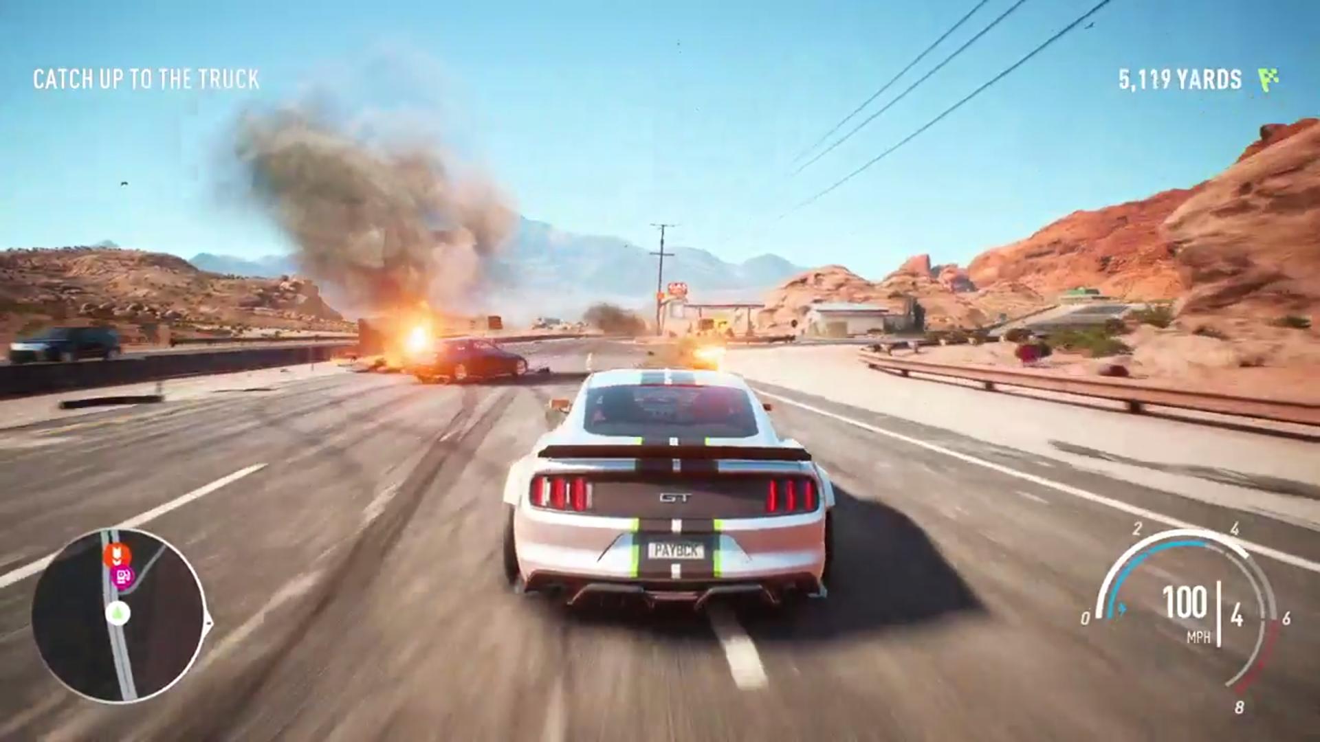 Need for Speed: Payback (Origin key) RU - Region free 2019