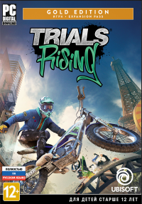 Trials Rising Gold Edition (Uplay key) @ RU 2019