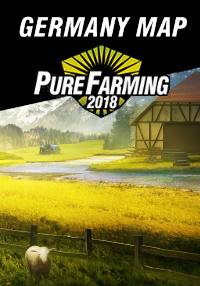 Pure Farming - Germany Map (Steam key) @ RU 2019