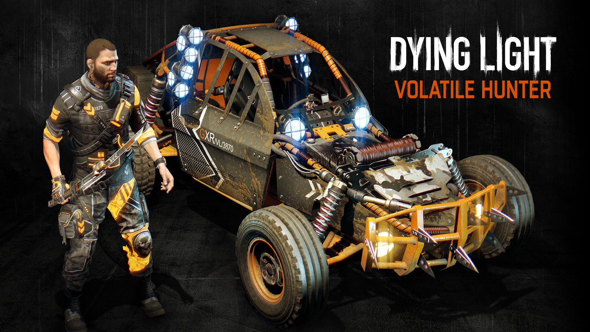 Dying Light - Volatile Hunter Bundle (Steam key) @ RU 2019