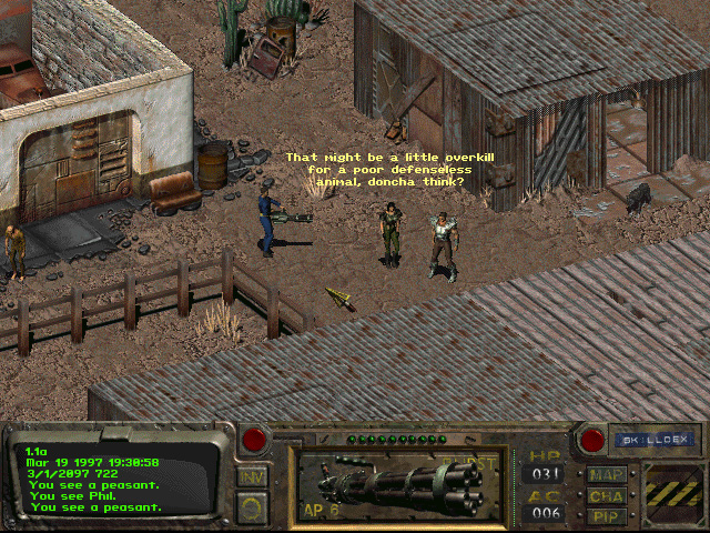 Fallout: A Post Nuclear Role Playing Game (Steam) 2019