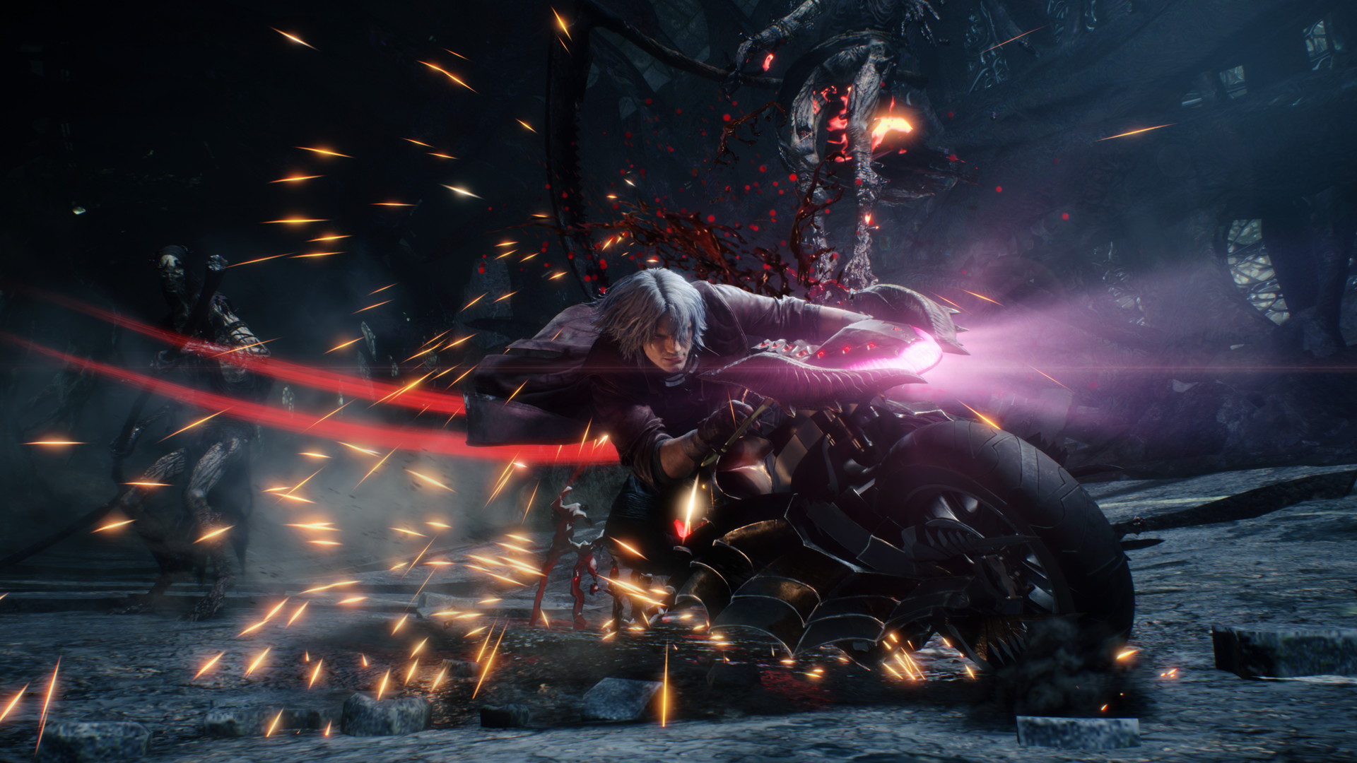 Devil May Cry 5 (Steam key) @ RU 2019