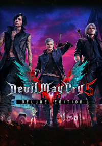 Devil May Cry 5 - Deluxe Edition (Steam key) @ RU