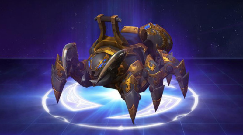 Heroes of the Storm - Mechanospider Mount (Reg Free) 2019