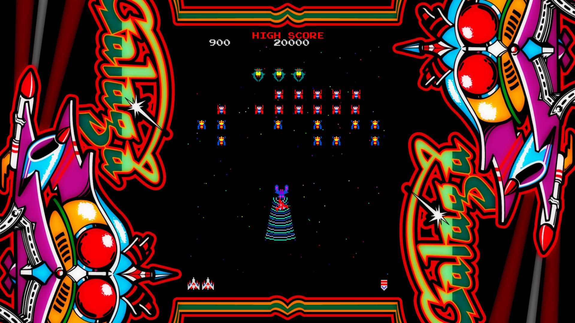 ARCADE GAME SERIES: GALAGA (Steam key) @ RU 2019