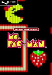 ARCADE GAME SERIES: Ms. PAC-MAN (Steam key) @ RU 2019