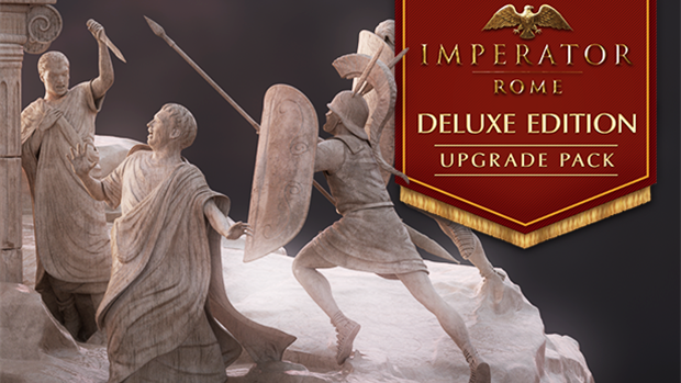 Imperator: Rome - Deluxe Upgrade Pack (Steam key) @ RU