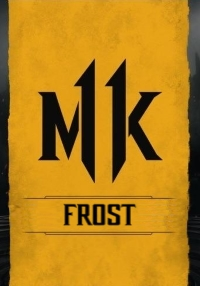 Mortal Kombat 11 Frost (Steam key) @ RU