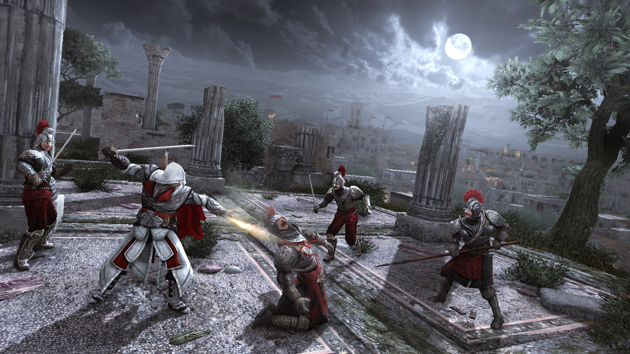 Assassin´s Creed Brotherhood (Uplay key) @ RU