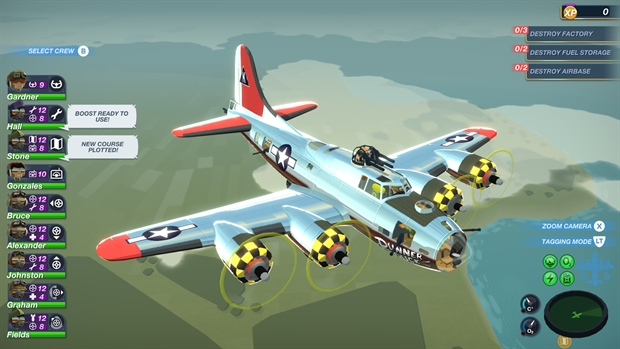 Bomber Crew: USAAF (Steam key) @ Region free