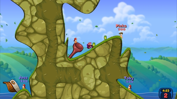 Worms Reloaded - Game Of The Year Upgrade Steam @ RU