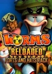 Worms Reloaded - The Pre-order Forts and Hats @ RU