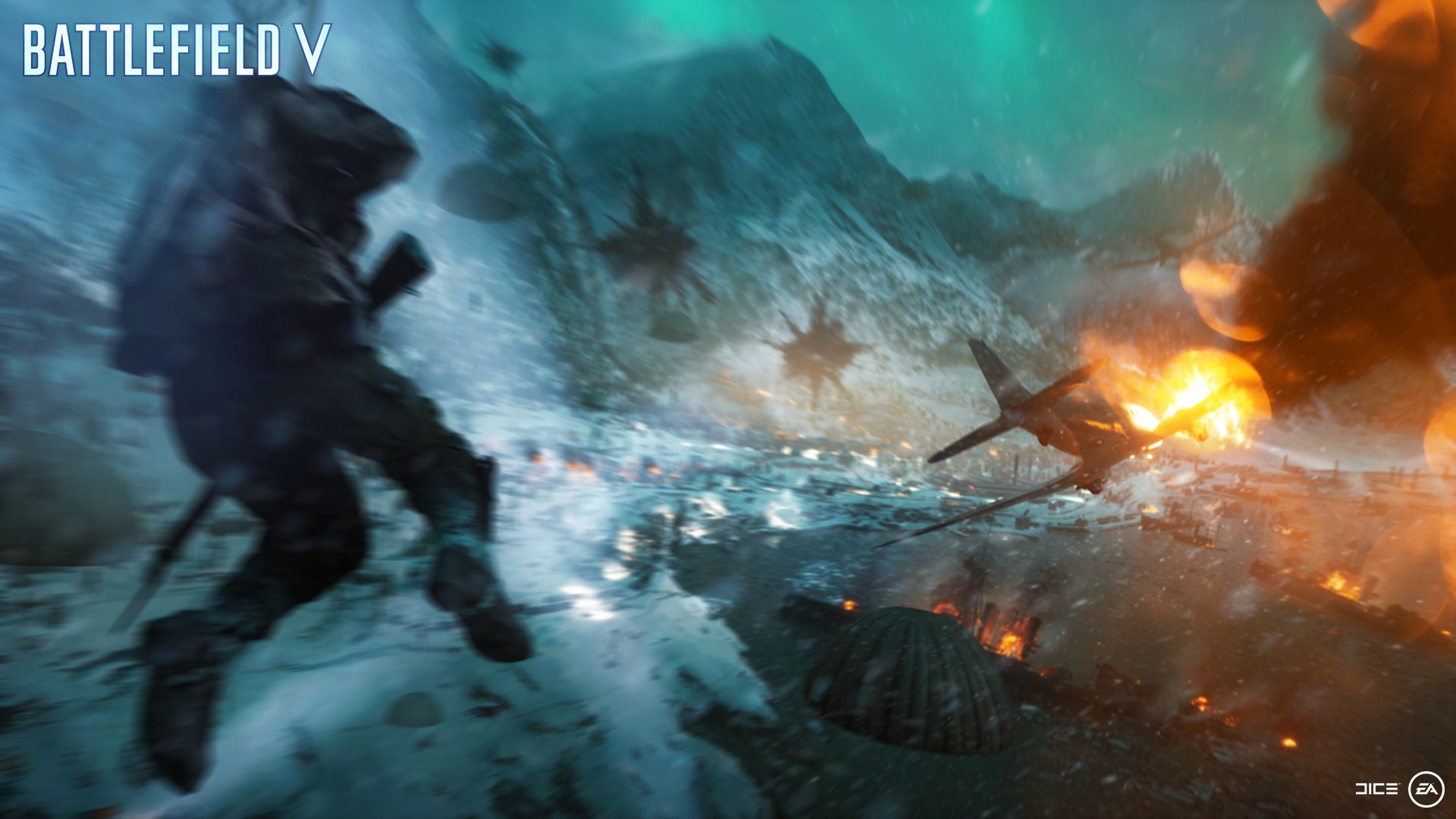 BATTLEFIELD V (Origin key) @ RU