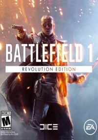 BATTLEFIELD 1 REVOLUTION EDITION (Origin key) @ RU