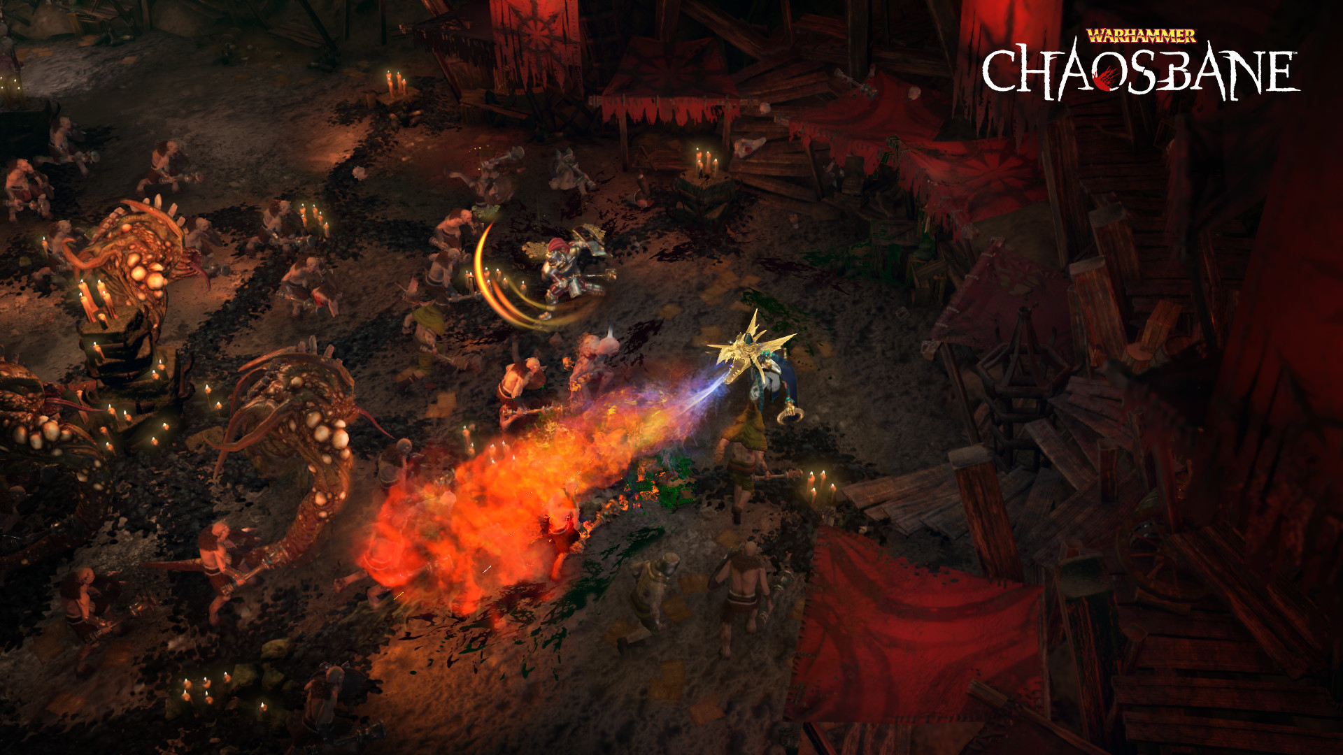 Warhammer: Chaosbane Magnus Edition (Steam key) @ RU