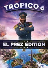 Tropico 6 El-Prez Edition (Steam key) @ RU