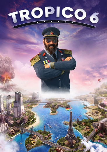 Tropico 6 (Steam key) @ RU