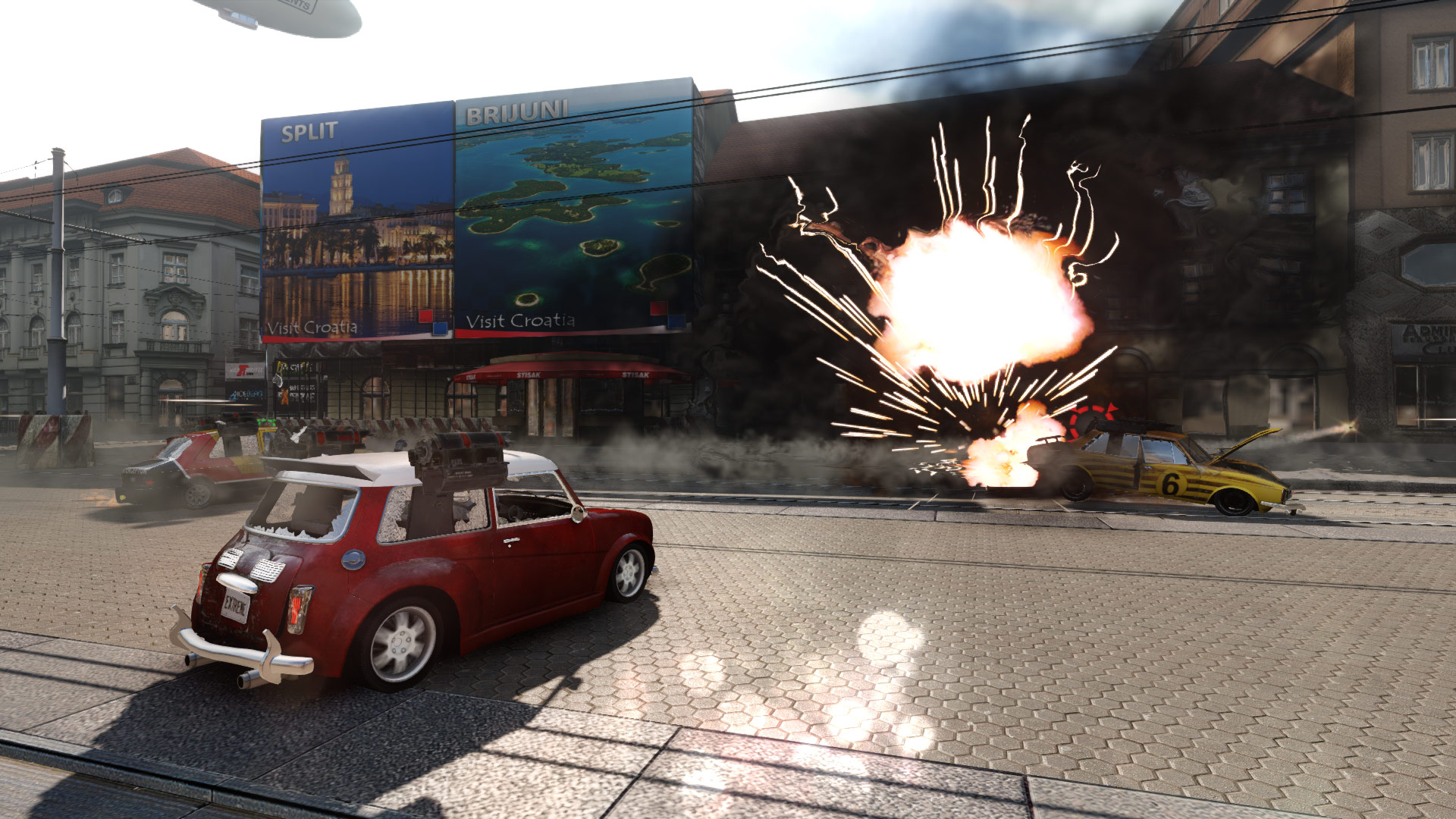 Gas Guzzlers Extreme: Full Metal Frenzy (Steam) @ RU