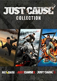 Just Cause Collection (Steam key) @ RU