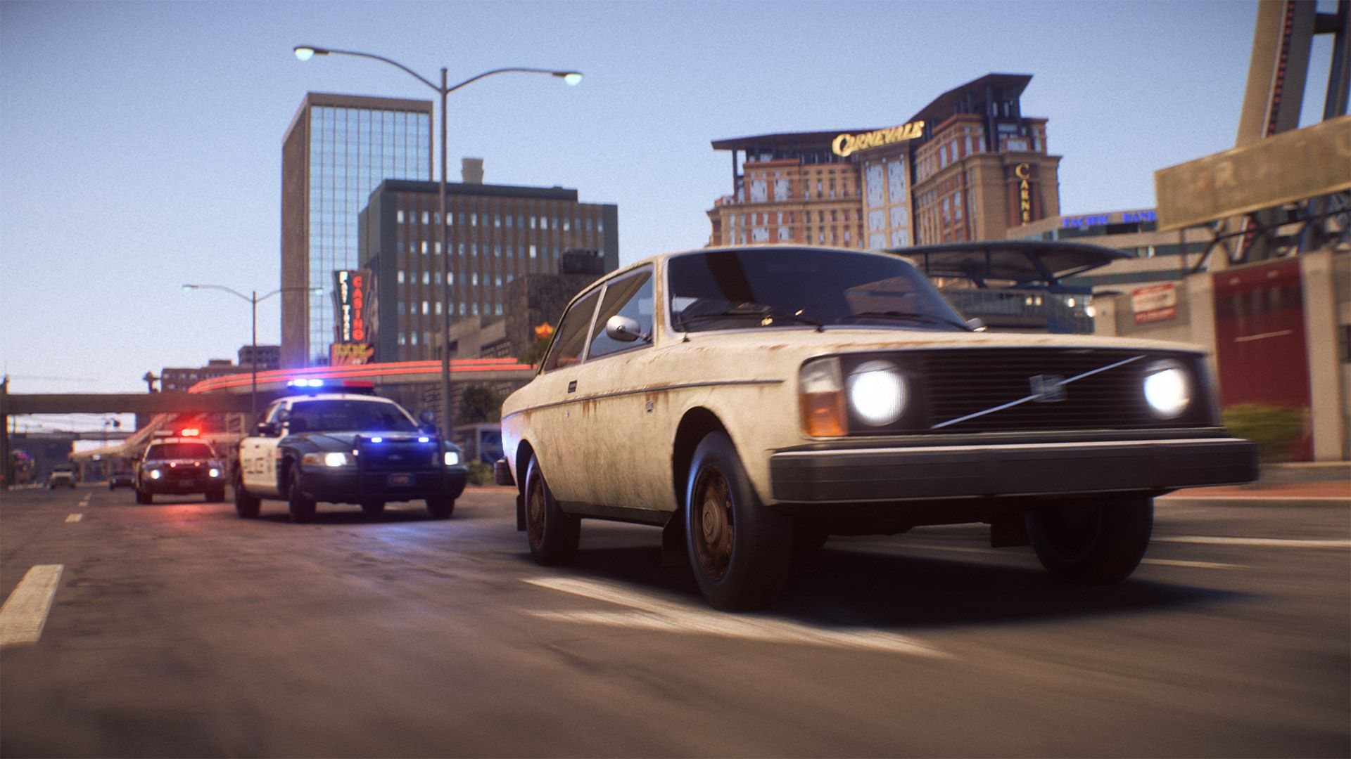 NEED FOR SPEED PAYBACK (Origin key) @ RU
