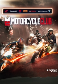 Motorcycle Club (Steam key) @ RU