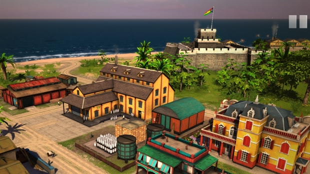 Tropico 5 - The Big Cheese (Steam key) @ RU