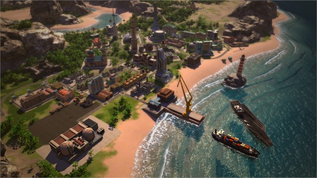 Tropico 5 (Steam key) @ RU