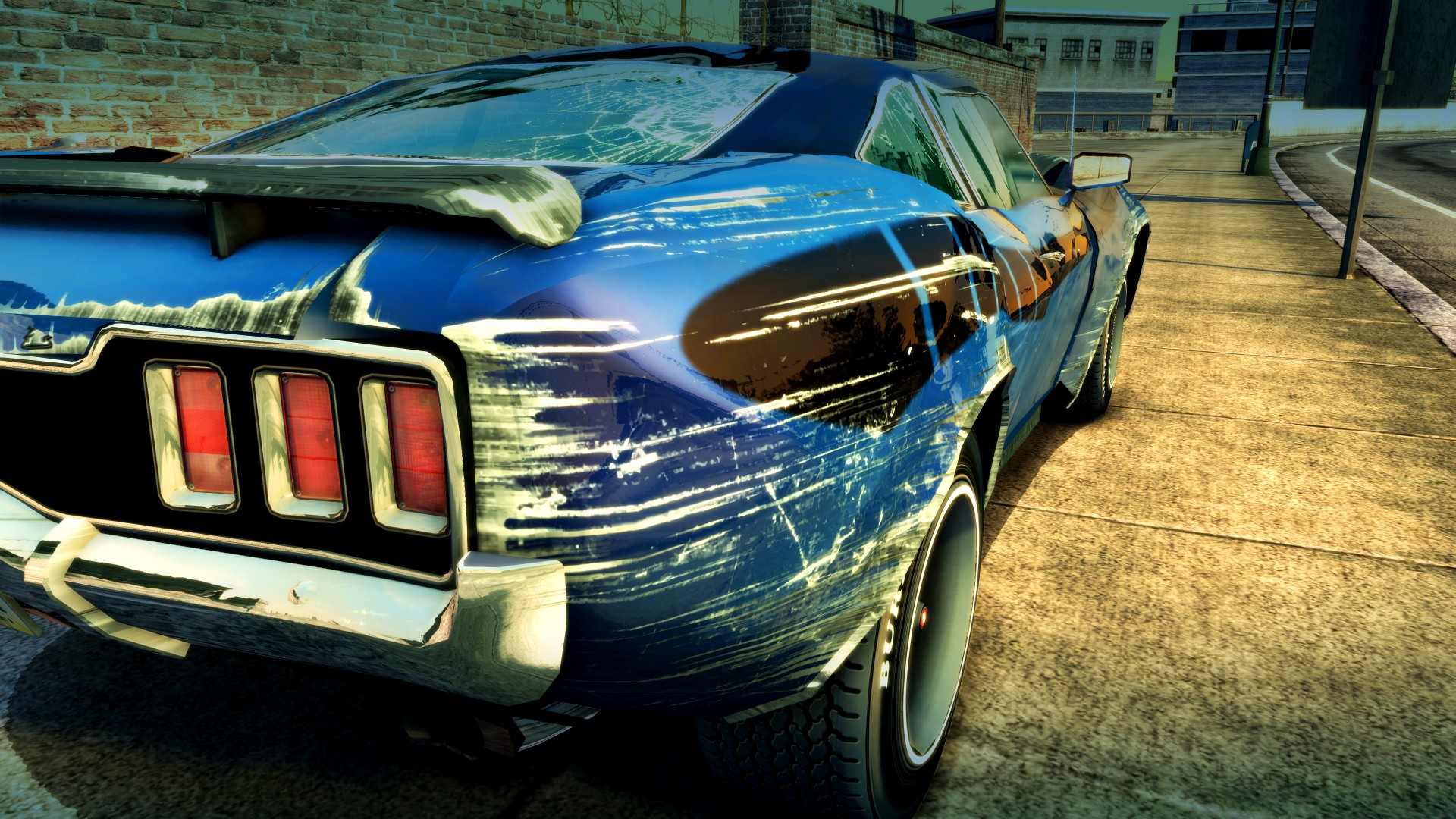 BURNOUT PARADISE REMASTERED (Origin key) @ RU