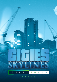 Cities: Skylines - Deep Focus Radio (Steam key) @ RU