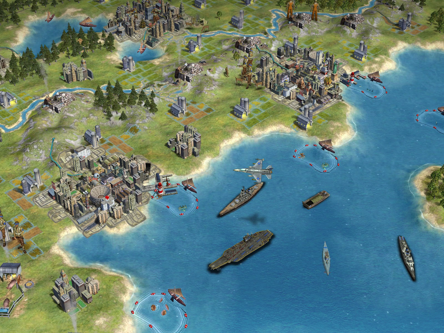 Civilization IV: Beyond the Sword (Steam key) @ RU