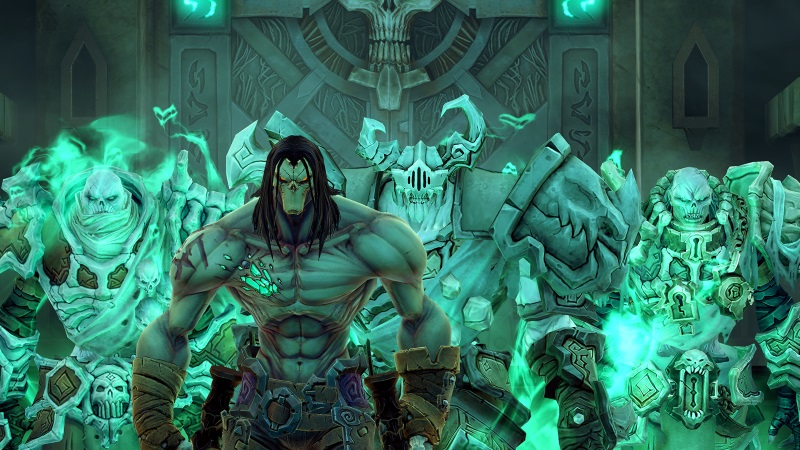 Darksiders II: Deathinitive Edition (Steam key) @ RU