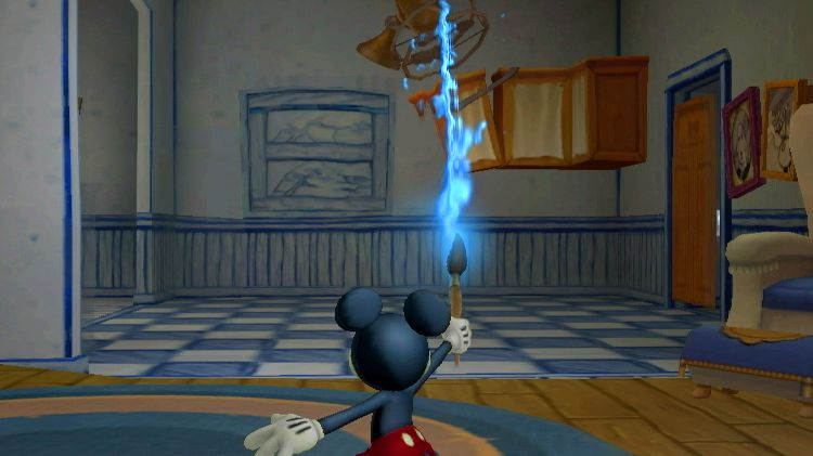Disney Epic Mickey 2: The Power of Two @ Region free