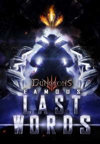 Dungeons 3 – Famous Last Words (Steam key) @ RU