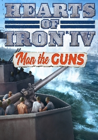 Hearts of Iron IV: Man the Guns (Steam key key) @ RU
