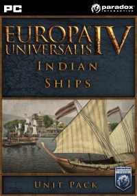 Europa Universalis IV: Indian Ships Unit Pack @ RU